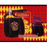 Mini Mochila Gryffindor Harry Potter Hogwarts Bolsa Igo Env