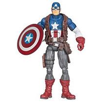 Figura Marvel Legends Hit Mono Capitán América