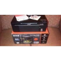 Impresora Multifuncional Marca Epson Stylus Modelo Tx 130