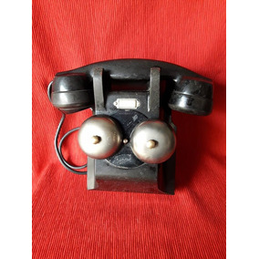 Antiguo Teléfono De Pared - Ericsson - Años 30