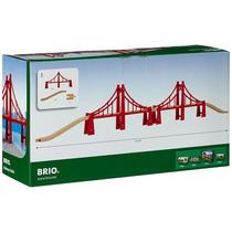 Puente Colgante Doble Brio