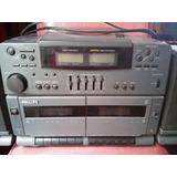 Equipo De Música Minicomponente Philips Az 8700 Para Reparar