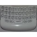 Teclado Blackberry 9360 Blanco - Mundos