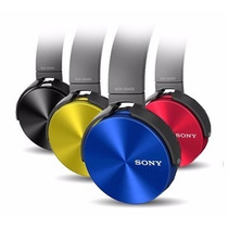 Fone Ouvido Sony Headphone Mdr-xb450ap Extra Bass