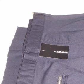 Pantalon De Vestir Marca Alexander Tipo Doquer