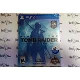 Rise Of The Tomb Raider 20aniversario Ps4 Español Disponible