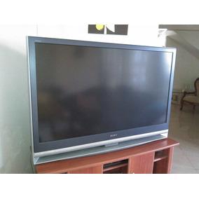 Televisor De Proyeccion Lcd Sony Ancho 43 Pulg Alto 24 Pulg