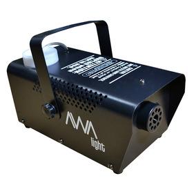 Maquina Fumaça 400w X 110v Awa Com Controle