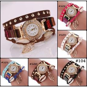 f8fdfca5403 Pulseira Com Pingente De Anilha Luxo - Relógios De Pulso no Mercado ...