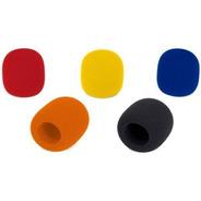 Filtro Antipop Para Microfono Viento Colores Varios