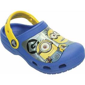 a4e860a11 Zapatos Pantuflas Niños Pintar Ojotas En Mercado Para Crocs Y q7PwX