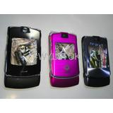 Carcasa Motorola V3 K1 Gsm Completa Full Oferta