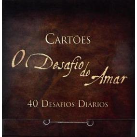 Cartoes - Desafio De Amar - 40 Desafios