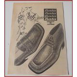 Dante42 Publicidad Antigua Retro Calzado Bata 1971