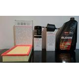 Kit De Filtros Aceite+aire+nafta+ Elaion F30 Gol Power 1.6