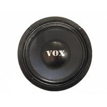 Woofer Vox 6 Polegadas 150w Rms Medio Grave 8 Ohms