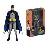 Batman Adam West Figura De Acción 18 Cm Neca