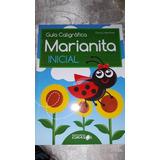Libro Guía Caligráfica Marianita Inicial