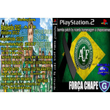 Patch We 10 Para Sempre Chape By Ricardo 2017 Ps2 Frete Grat