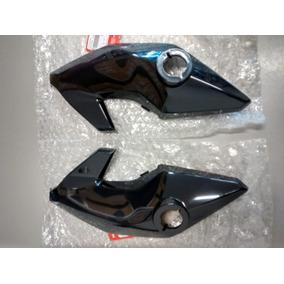 Aba Do Farol Original Honda Cg150/125 - 2014/15 Preta