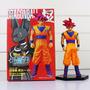 Goku Dios - Figura 16cm Dragon Ball Z Batalla De Los Dioses