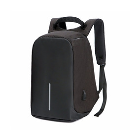 Mochila Antirrobo Porta Notebook Usb Impermeable + Regalo