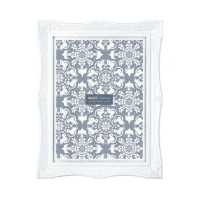 Porta Retrato 10x15cm Decoração Branco