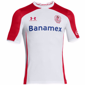 Playera Atletica Jersey Toluca Hombre Under Armour Ua1376