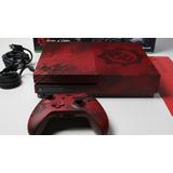 Xbox One S Edición Gears Of War 4