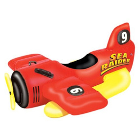 Searaider Inflable Ride-on Kiddie 1 Red - Nuevo