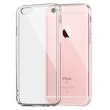 Capa Case Capinha Iphone 6, 7, 8 Plus, X Silicone Transparen