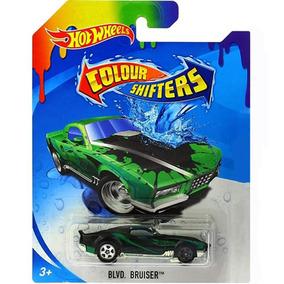 Auto Hot Wheels Colour Shifters Cambia De Color Original