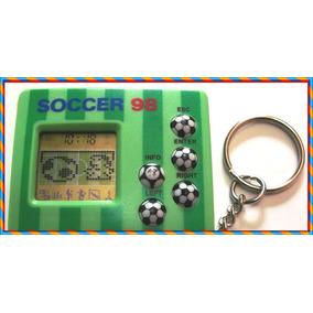 Soccer 98 Juego Electronico Llavero Simulador Futbol Apollo