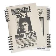Libreta Sirius Black - Harry Potter