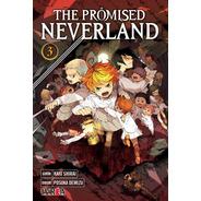 The Promised Neverland - N3 - Manga - Ivrea - 2019