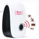 Repelente Eléctrico Ahuyenta Mosquitos Ratas Cucarachas Etc