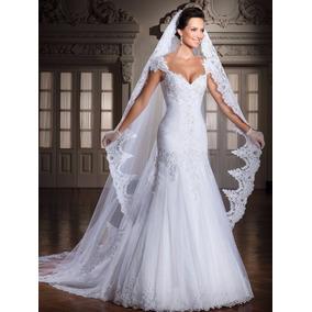 Vestido Noiva Center Noivas - Frete Gratis Oportunidade