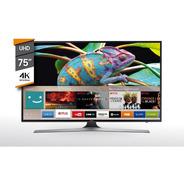 Tv Smart 75'' Uhd 4k Samsung Un75mu6100