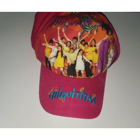 Boné Infantil Chiquititas 2006