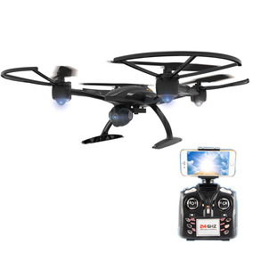 Drone Fq777 Camera Wifi Fpv Imagens Ao Vivo Maleta Brinde