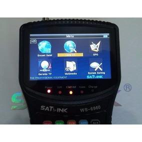 Satlink Localizador Modelo Ws-6960 Dvb S2 Hd