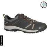 Zapatillas Impermeables Quechua Nh300 Mujer Negro
