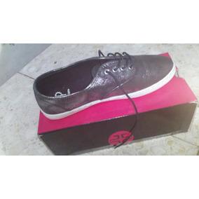 Zapatos Jump De Cuero