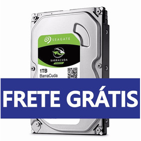 Hd Interno Seagate 1tb Desktop Barracuda Sata 64mb 3.5 7200
