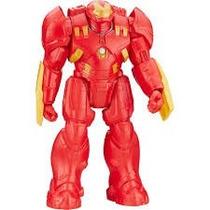Boneco Homem De Ferro Buster - Titan Hero Series - Hasbro