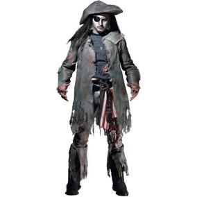 Disfraces De Piratas Fantasmas Pareja Halloween