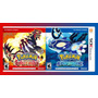 Juegos Digitales 3ds Pokemon Alpha Sapphire / Omega Ruby 3ds