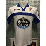 Camiseta Deportivo La Coruña Lotto 12/13