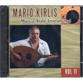 Mario Kirlis Música Arabe Instrumental Vol 11 ( Danza Arabe)