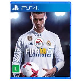 Fifa 18 Ps4 Original 1 Portugues